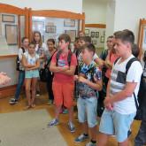 6.a osztály látogatása a ceglédi Kossuth Múzeumban