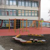 Iskolánk új játszótere