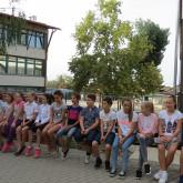 Koszorúzás iskolánk névadójának születésnapján