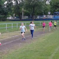 Kerületi atlétika versenyen elért eredmények