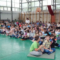 Olimpikonok Délutánja: Szilágyi Áron