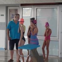 Taroltak a Kossuthos úszók a kerületben