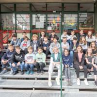A 6. a osztály (köszönjük Polacsek Eszternek, egyik tanítványunk édesanyjának a fotókat)